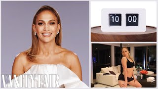 Everything Jennifer Lopez Does in a Day | Vanity Fair