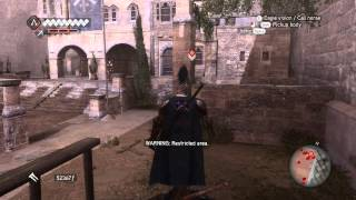 Assassins Creed Brotherhood Mission 42 Au Revoir 100%