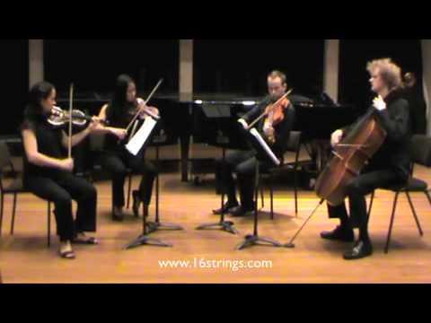 Brisbane string quartet wedding