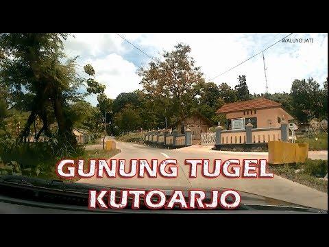 Kutoarjo Penampakan Gunung Tugel 2018, Akses Jalan Dari Dan Ke Kutoarjo Via Gunung Tugel