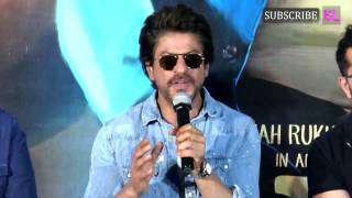 Raees trailer launch - Shahrukh Khan, Nawazuddin Siddiqui | Part 1 | Full VIDEO