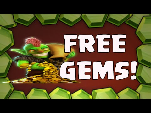 Clash of Clans How to Get Free Gems (Works Internationally)   120 Max Minions Attack Raid