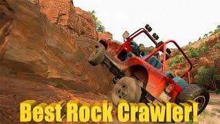 Forza Horizon 3 Jeep CJ5 BEST ROCK CRAWLER!