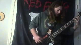 Warbringer - Living Weapon (Bass Cover)