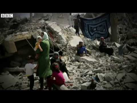 BBC News   Gaza crisis  Miliband says Israeli action  #039;unjustifiable #039;