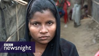 Video: Are Myanmar's Buddhists committing crimes against Rohingya Muslims? - BBC Newsnight