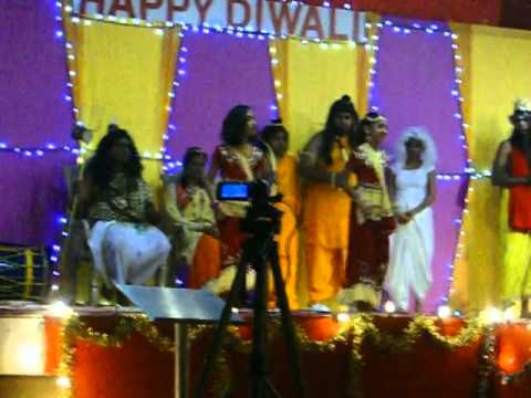 Yazmeen Diwali Dance video