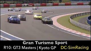 Gran Turismo Sport - GT3 Masters - Kyoto GP - DC-SimRacing.NL - LIVE