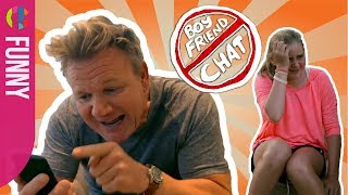 Gordon Ramsay's Embarrassing Boyfriend Dad Chats