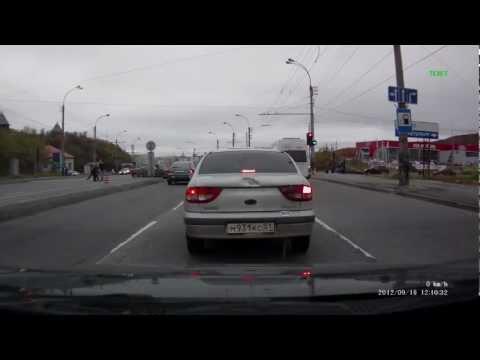Мурманск - дорожные войны! :)