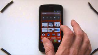 Prestigio MultiPhone 4055 DUO - обзор возможностей, демонстрация работы