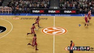 NBA 2K16 Madrid