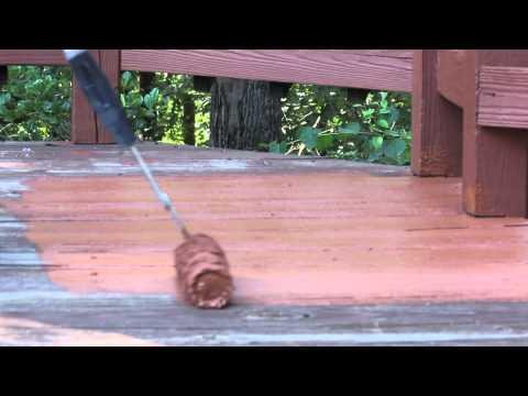 How To Install Deck Coating Rust-Oleum Restore 4X