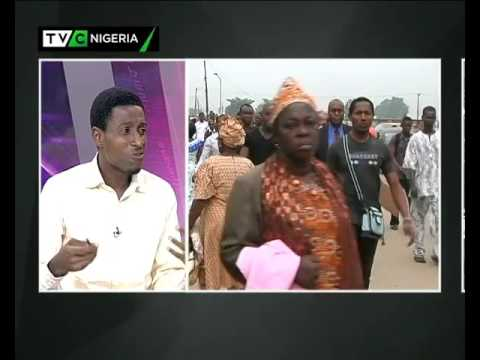 Adeleke David Adekunle interview on Business Nigeria, TVC News