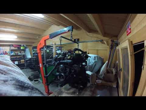 prepare m52b28 engine for swap