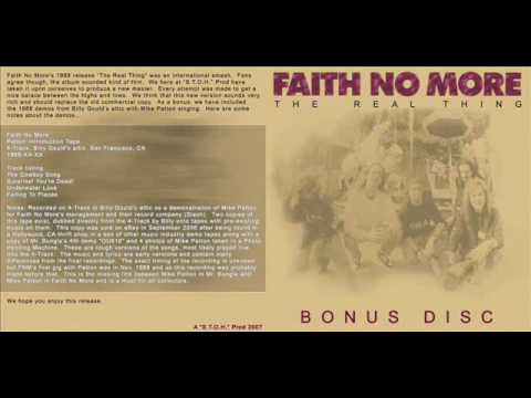 Faith No More - The Cowboy Song (1988 Demo)