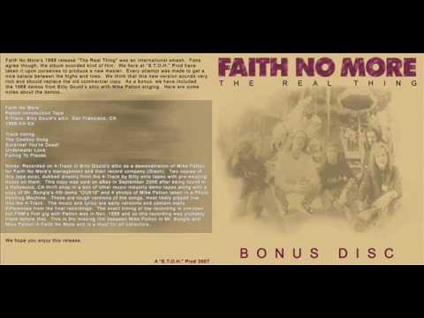 Faith No More - Cowboy Song Lyrics | MetroLyrics
