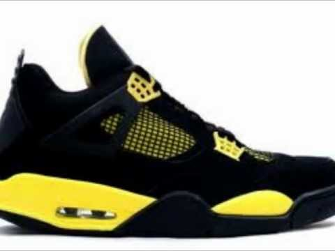 TOP TEN AIR JORDAN SHOES 2012 Music Videos