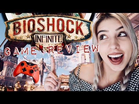 GAME REVIEW: BIOSHOCK INFINITE (SHOULD YOU BUY IT?)