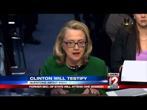 Hillary Clinton agrees to testify on Benghazi attacks, email