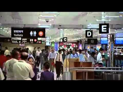 New Delhi Airport Terminal 3 - Indira Gandhi International - IGI Airport