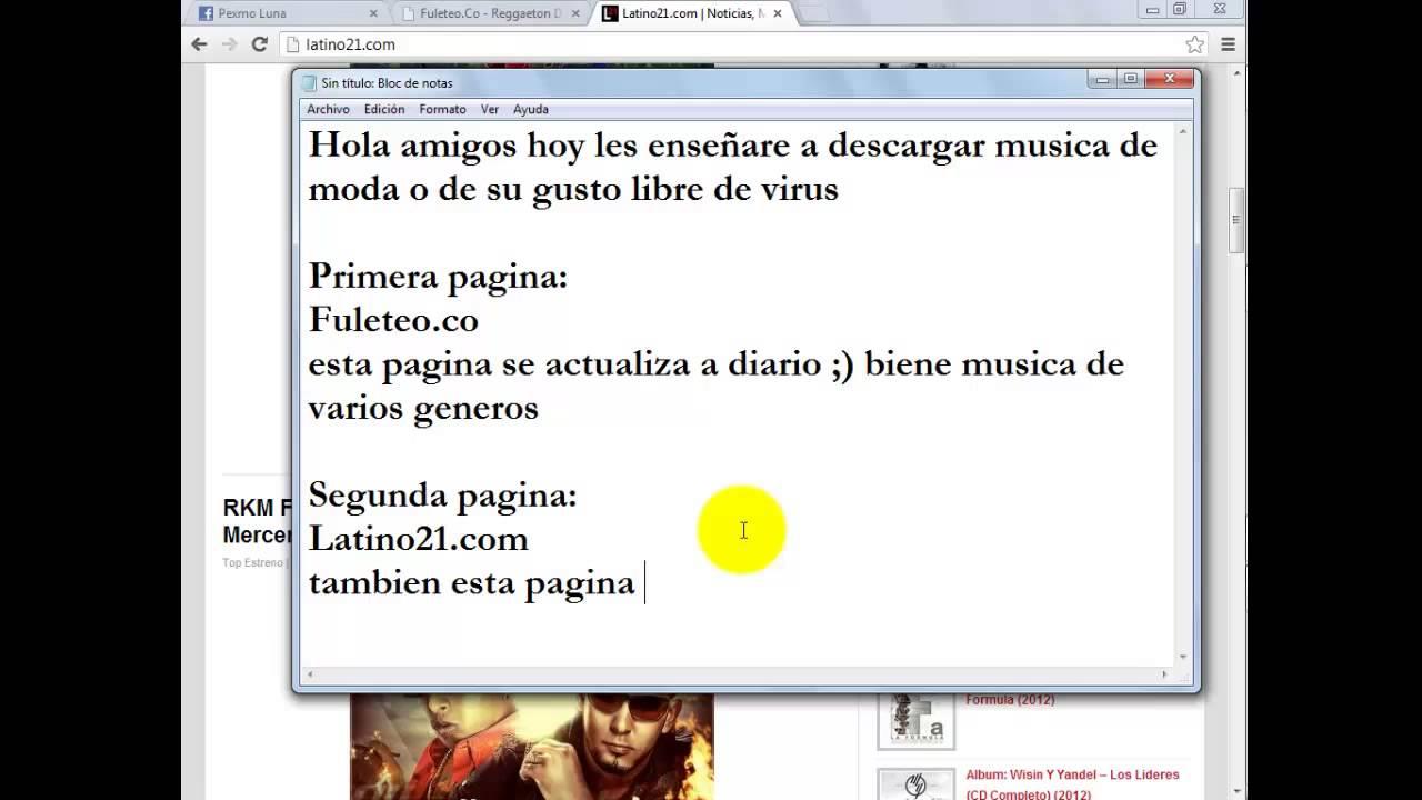 musica en mp3 libre: