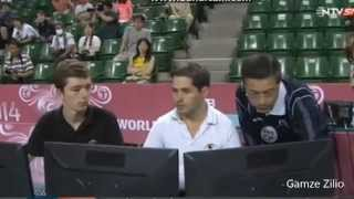 Fivb Referee Scandal !