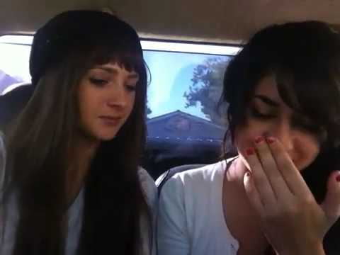 Me And Caitlyn Singing And Dancing video