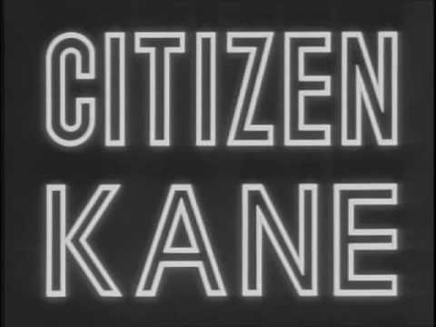 Citizen Kane The Musical