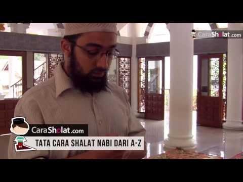 17. Serial Tuntunan Shalat Sesuai Nabi - Membaca Al Fatihah - Carasholat.com (revisi)