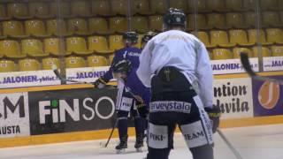 07.03.2017 Lukko vs. HIFK: ennakkotunnelmat