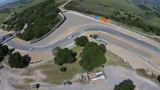 A Blind Crest and a 3 Story Drop: The Corkscrew at Laguna Seca - MOMO