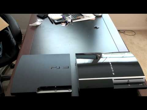 Ps3 Fat ▶ Ps3 Slim vs Ps3 Fat