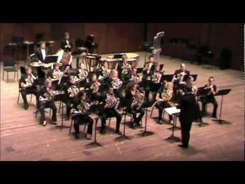 CCM Horn Choir: Portraits of the American West (Beckel)