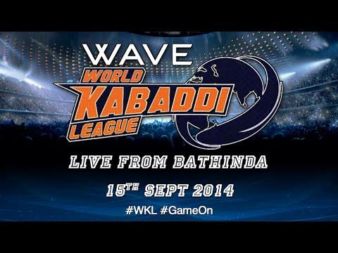 World Kabaddi League, Day 13: LIVE from Bathinda.