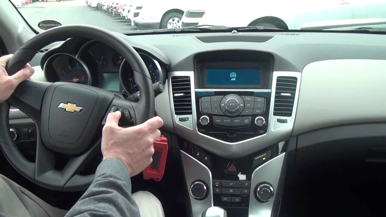 2012 Chevy Cruze Ls Walkaround Phillips Chevy Youtube