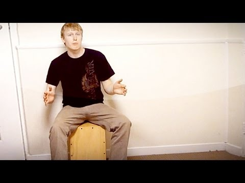 Cajon Tutorial: Practice Tips Lesson #1