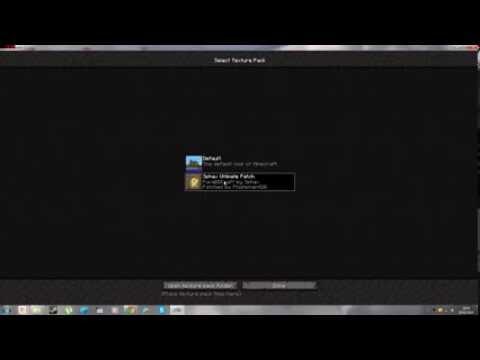 FTB Ultimate Sphax Pack install