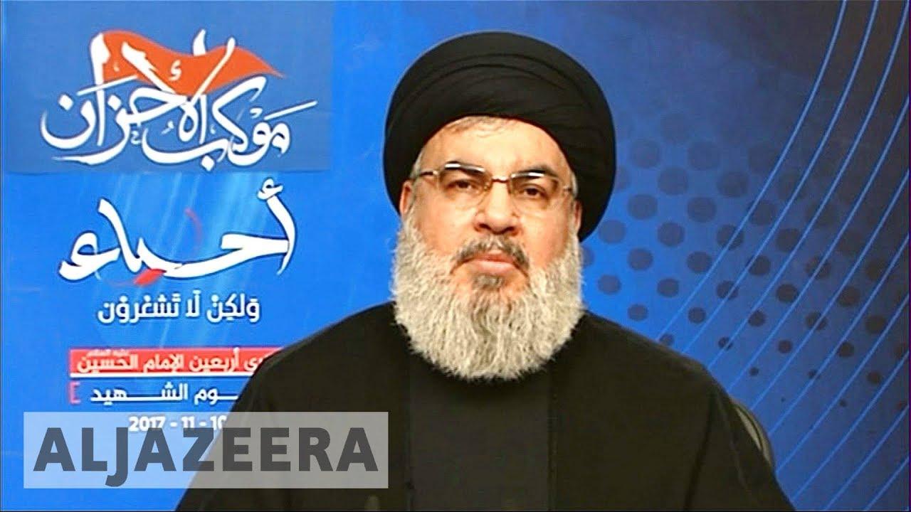 Hezbollah's leader hits out at Saudi Arabia