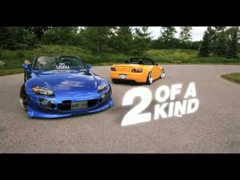 Two of a Kind Honda S2000 Break Necks All day
