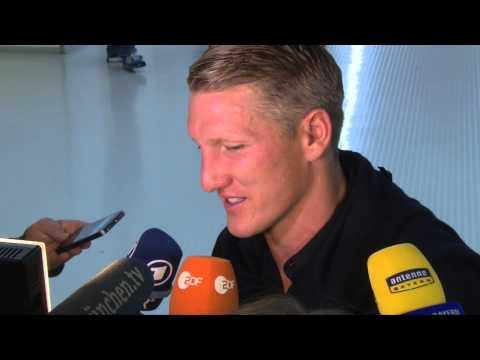 Bastian Schweinsteiger über BVB-Song:
