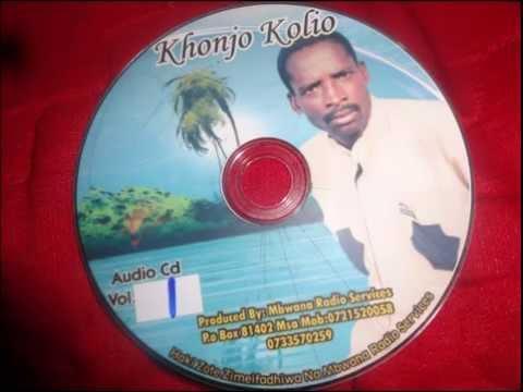 Khonjo Kolio  No  1 song c Safari ya Mmangani