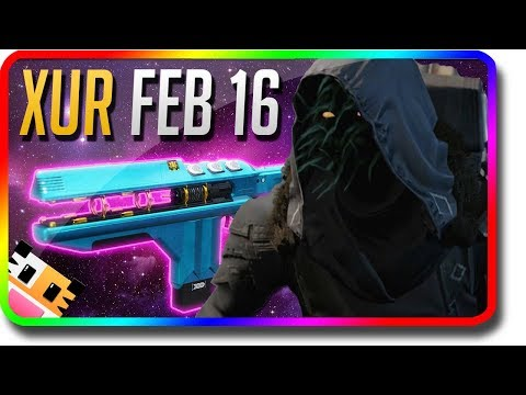 "Destiny 2 - Xur Location & Xur Exotic Inventory ""Merciless"" 2/16/2018 (Xur February 16)"
