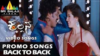 Kalpana Movie Video Songs Back to Back || Upendra, Saikumar, Lakshmi Rai