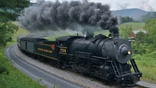 Western Maryland Scenic Railroad: An Afternoon With \