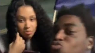 Meet Kodak Black Girlfriend, Date Night