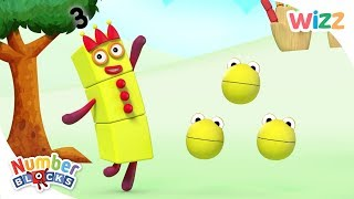 Numberblocks - Learn to Count | Numberblobs | Wizz | Cartoons for Kids