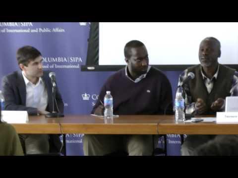 Mali Elections Panel