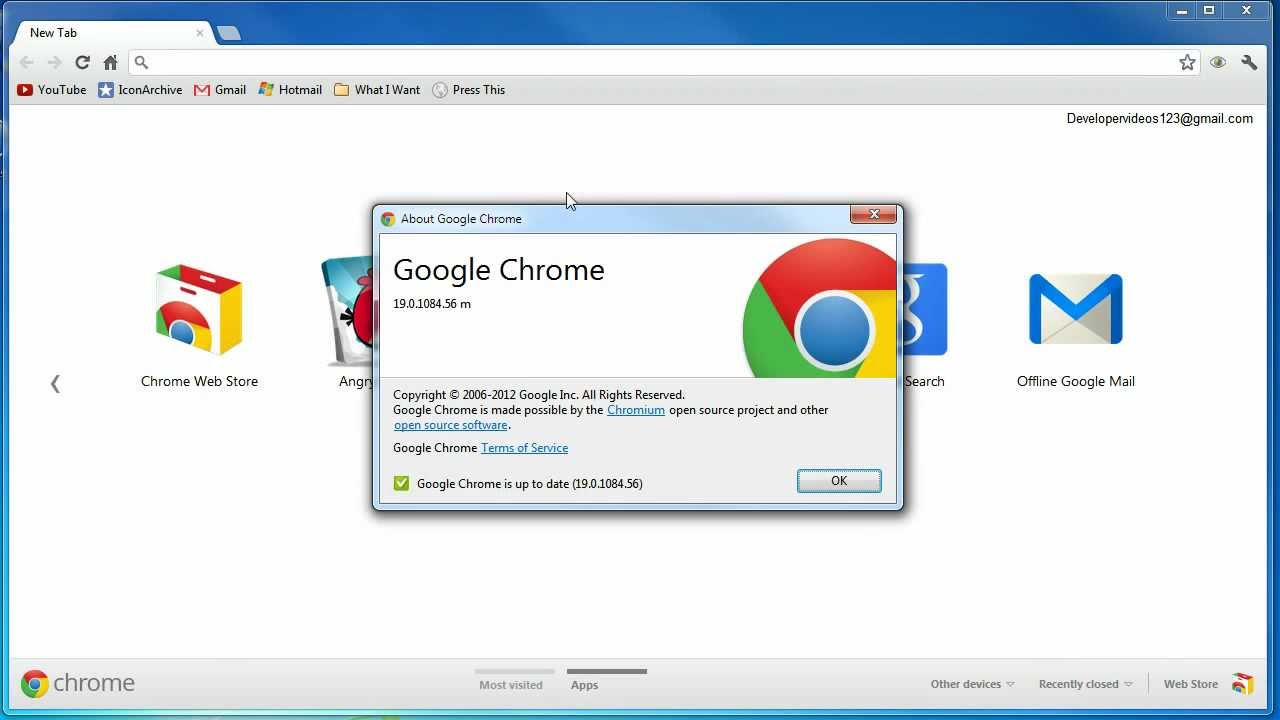 Pin google chrome pages to your windows 7 taskbar youtube for Pages for windows