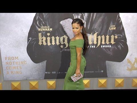 "Christina Milian ""King Arthur: Legend of the Sword"" Premiere thumbnail"